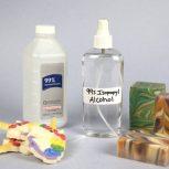 ایزوپروپیل الکل Isopropyl Alcohol