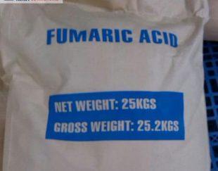 فوماریک اسید (Fumaric acid)