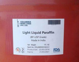 پارافین مایع Liquid Paraffin