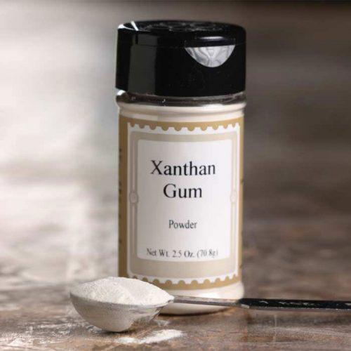 زانتان گام (Xanthan gum)