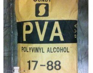پلی وینیل الکل (Polyvinyl alcohol)
