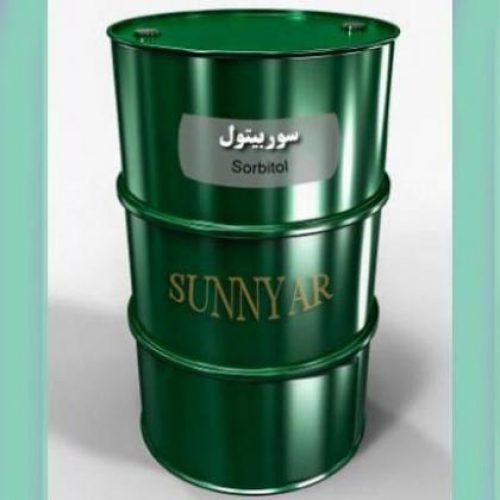 فروش سوربیتول 70 درصد – قیمت سوربیتول مایع