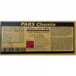 اسید سولفوریک 98% پارس شیمی