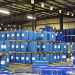 فروش آمونیاک در بشکه های 200 کیلویی