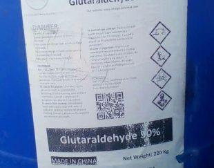 گلوتار آلدهید 50 درصد چینی