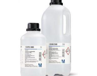 فروش آب ژاول آزمایشگاهی مرک