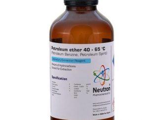 فروش پترولیوم اتر 60-40 گرید آزمایشگاهی