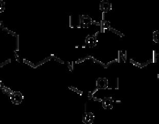 اسید فسفونیک دی اتیلن تریامینو پنتا متیلن فسفونیک (DTPMP)