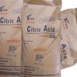 اسید سیتریک آبدار
