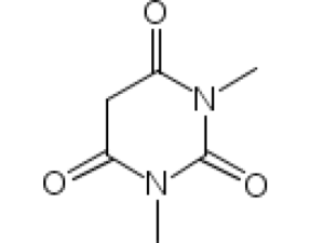 ۱,۳-دی متیل باربیتوریک اسید