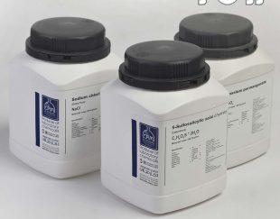 سدیم استات تری هیدرات Laboratory