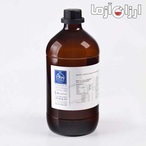 متانول- Gradient HPLC