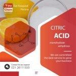 اسید سیتریک ttca