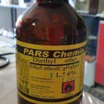 دی اتیل اتر مواد شیمیایی آزمایشگاهی