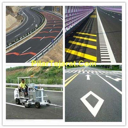پترو رزین c5 چین برای مصرف ترافیکی