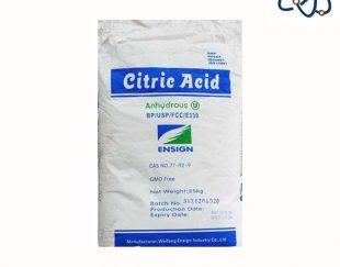 اسیدسیتریک خشک