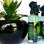 محلول ضدعفونی کننده گیاهی دست